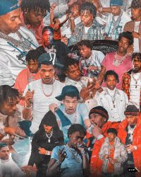 Lil Baby Background 2