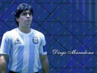 Maradona Desktop Wallpaper