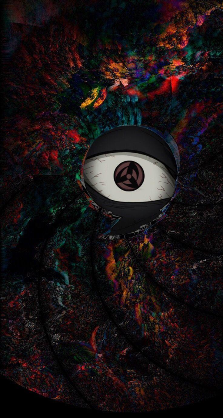 Naruto Eye Wallpaper