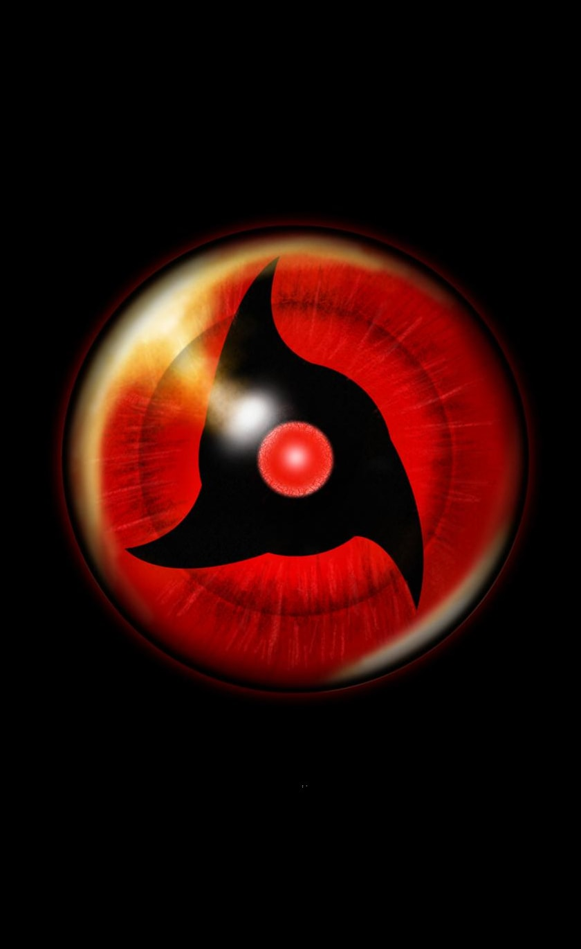 Naruto Sharingan Wallpaper