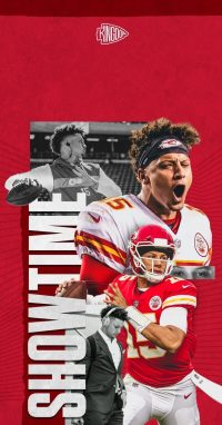 Patrick Mahomes Chiefs Wallpaper