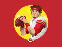 Patrick Mahomes Desktop Wallpapers