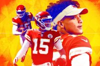 Patrick Mahomes Wallpaper Desktop