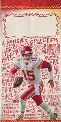 Patrick Mahomes iPhone Wallpaper