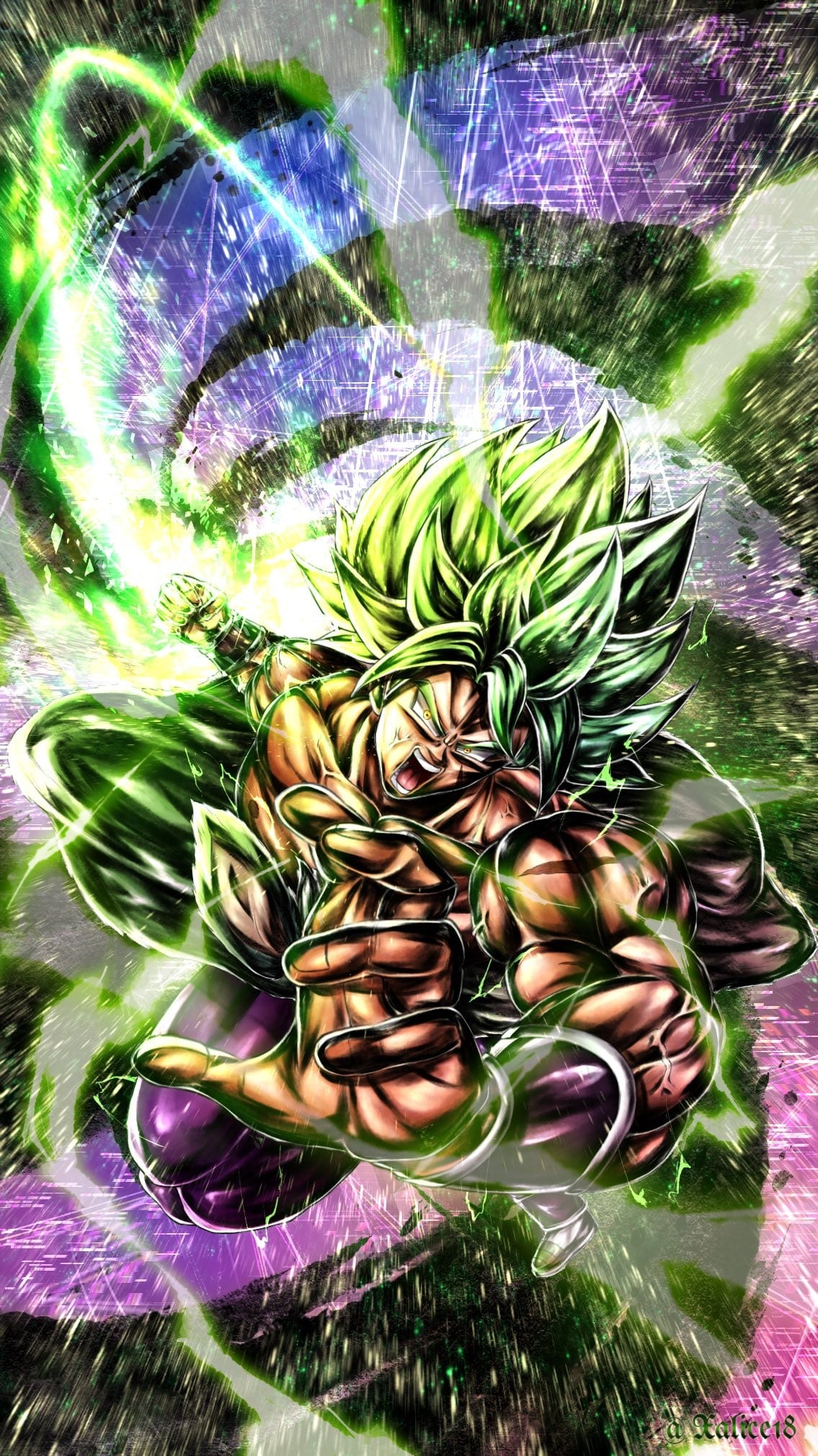 Super Saiyan Broly Wallpaper Kolpaper Awesome Free Hd Wallpapers