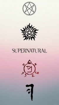 Supernatural Wallpapers for iPhone