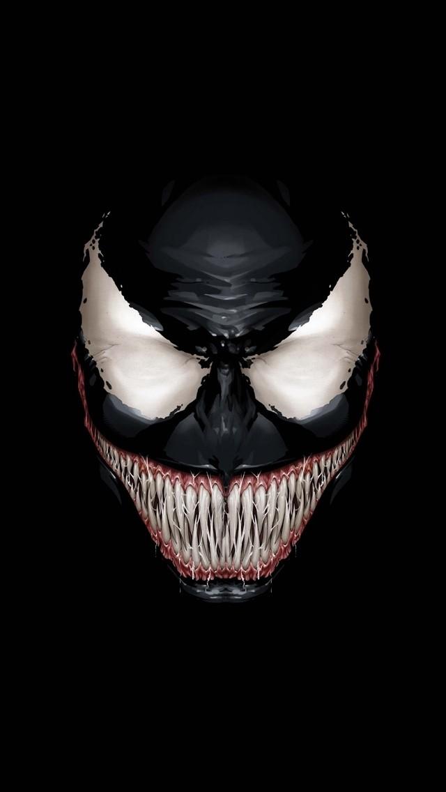 Venom Lock Screen 2