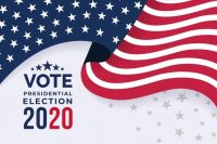 Vote 2020 Wallpaper