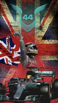 Wallpaper Lewis Hamilton