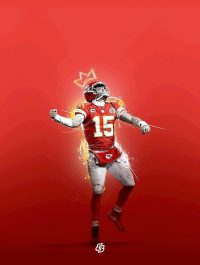 Wallpaper Patrick Mahomes