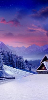 Winter Wallpaper Cute 2