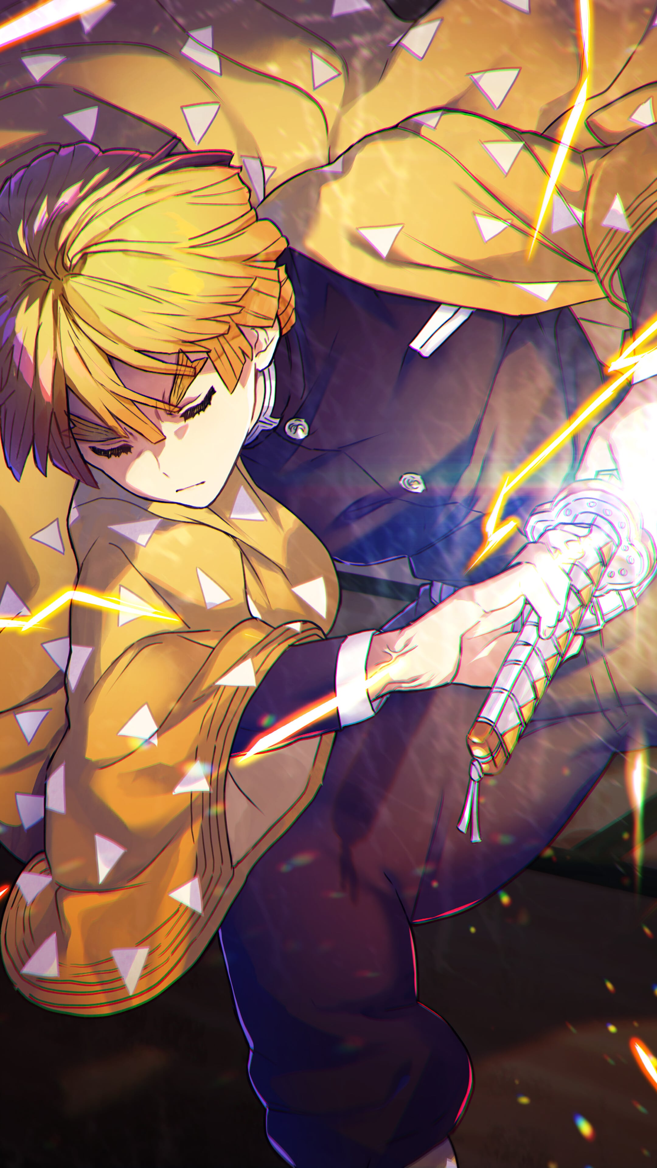 Zenitsu Wallpaper Android Kolpaper Awesome Free Hd Wallpapers Pc wallpaper agatsuma zenitsu kimetso no yaiba demon slayer katana for desktop mac laptop smartphones and tablets with different resolutions. zenitsu wallpaper android kolpaper