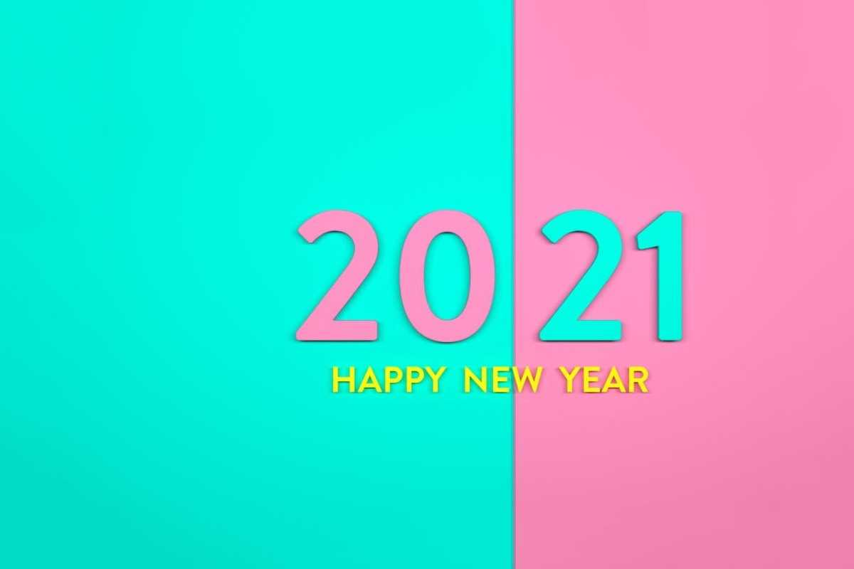 2021 New Year Background 3
