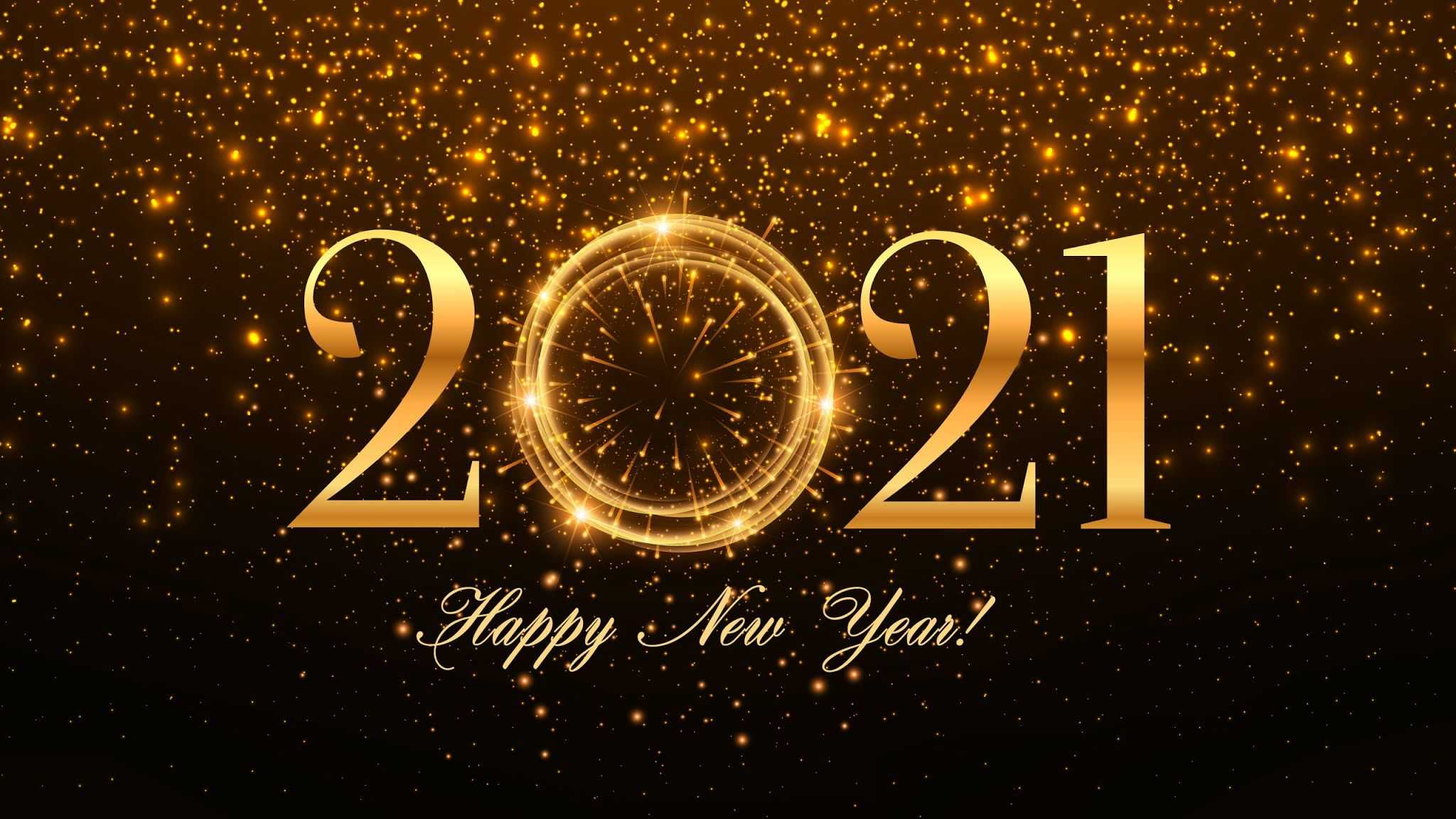 2021 New Year Background 4