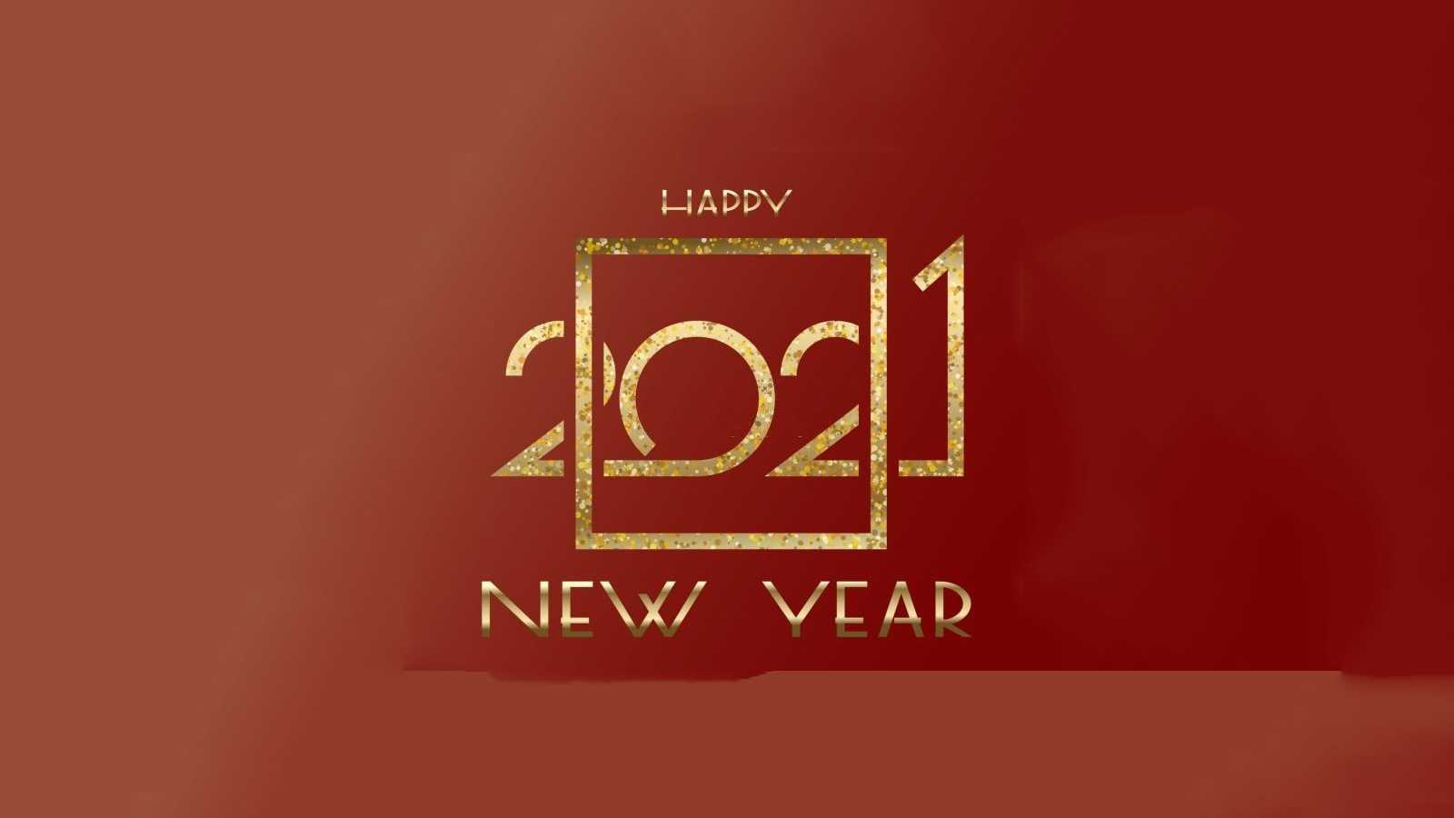 2021 New Year Wallpapers 3
