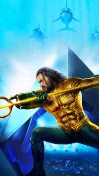 Aquaman Wallpaper iPhone 3