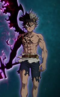 Black Clover Wallpaper iPhone 3