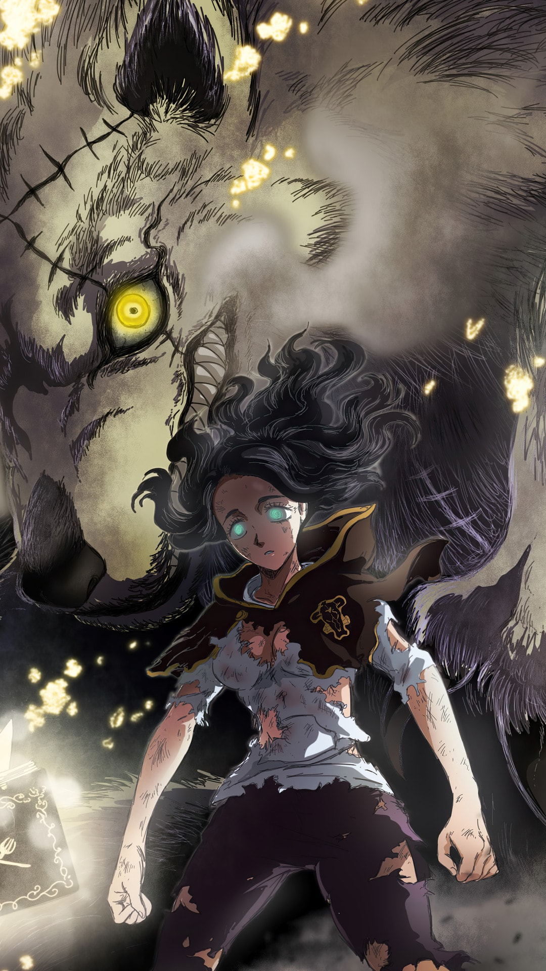 Charmy Black Clover Wallpaper iPhone ...