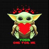 Cute Baby Yoda Wallpaper 1