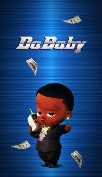 DaBaby Wallpaper iPhone