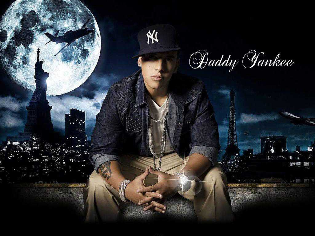 Daddy Yankee PC Wallpaper