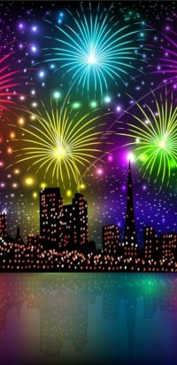 Fireworks Wallpaper Android 3