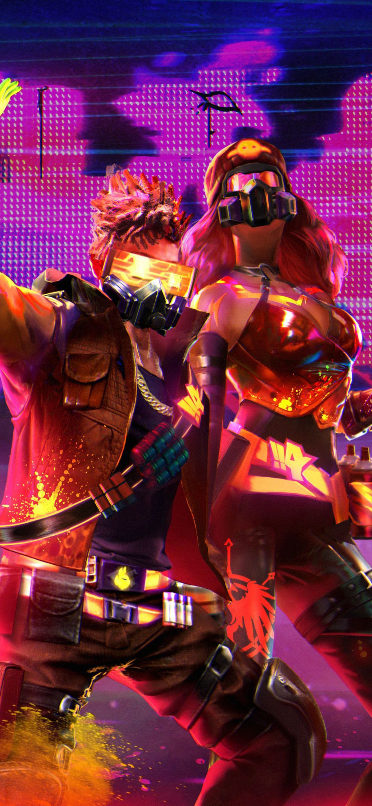 Cool Wallpaper Of Free Fire