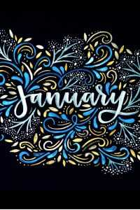 January Wallpaper 9