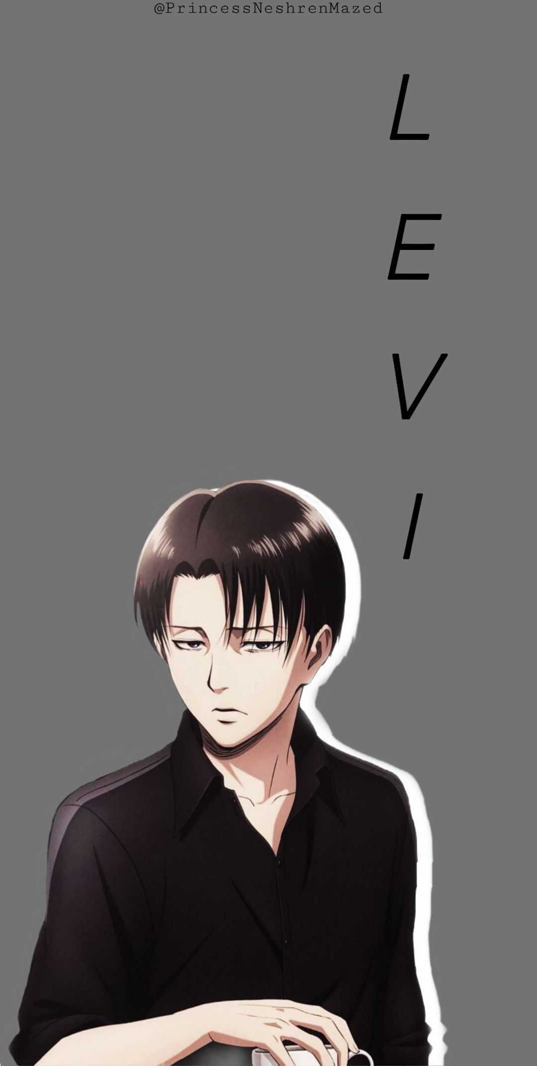 Levi Ackerman Wallpaper 5