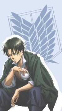 Levi Ackerman Wallpapers 2