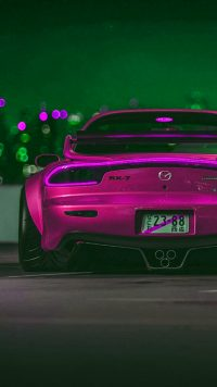 Mazda RX7 Wallpaper 3