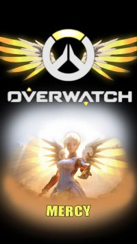 Mercy Overwatch Wallpaper 2