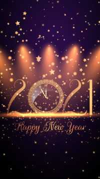 New Year Wallpapers 2021 4