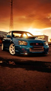 Subaru JDM Wallpaper