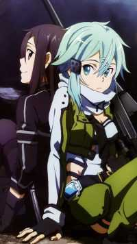 Sword Art Online Wallpaper 11
