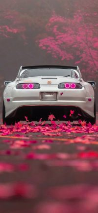 Toyota Supra JDM Wallpaper