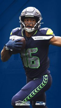 Tyler Lockett Wallpaper iPhone