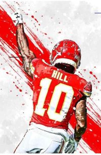 Tyreek Hill Wallpaper 19