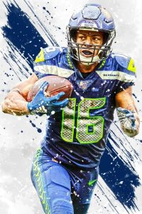 Wallpaper Tyler Lockett