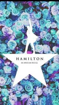 iPhone Hamilton Wallpaper 2