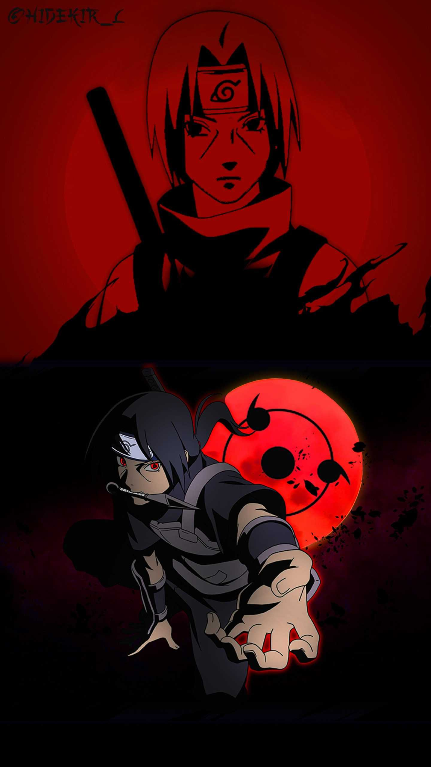 Itachi Uchiha Wallpaper 1