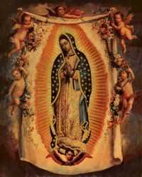 Virgen De Guadalupe Wallpaper 1