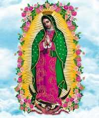 Virgen De Guadalupe Wallpaper 10