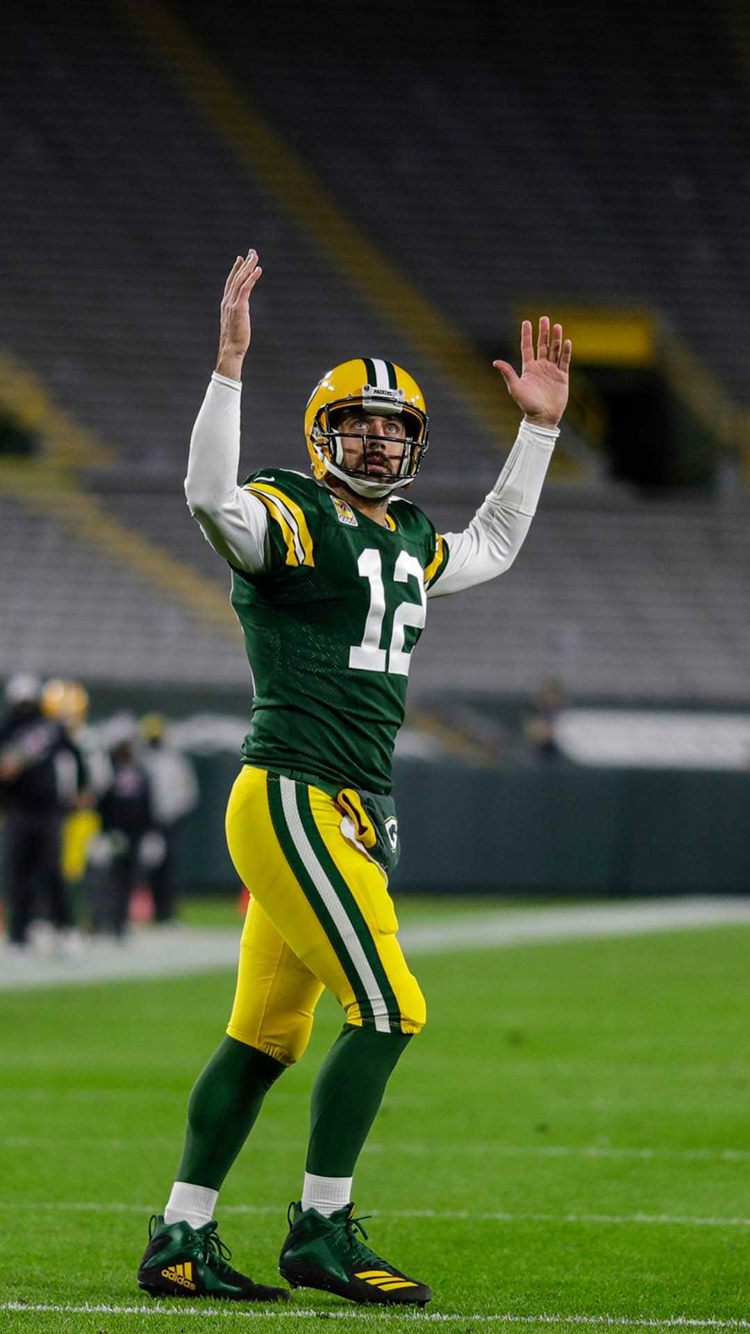 Aaron Rodgers Wallpaper iPhone - KoLPaPer - Awesome Free ...