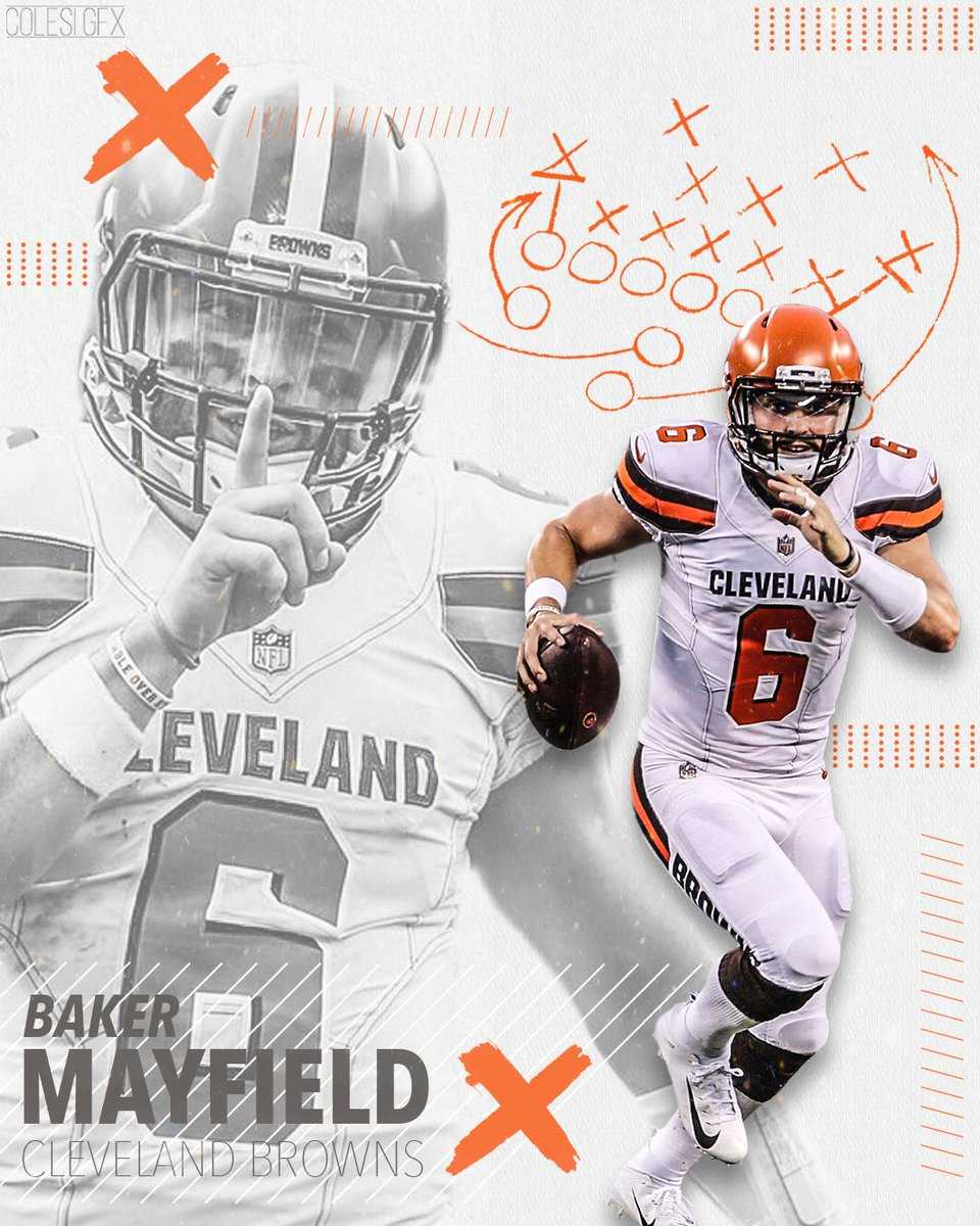 Baker Mayfield Background 5
