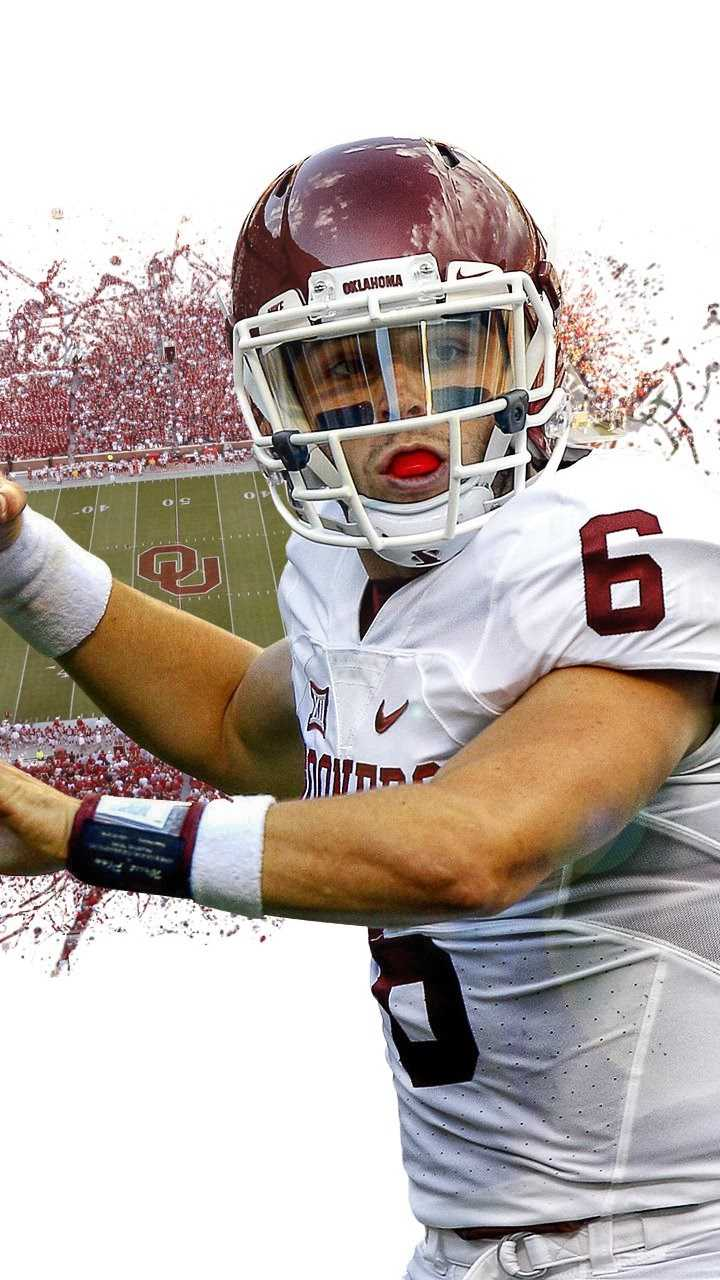 Baker Mayfield Sooners Wallpaper 1