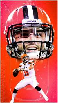Baker Mayfield Wallpaper 13