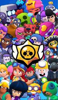 Brawl Stars Wallpaper iPhone 2