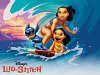 Lilo and Stitch Wallpaper 13