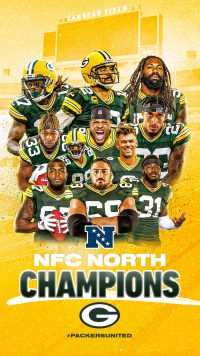 Packers-NFC-North-Champions-Wallpaper